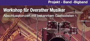 Workshop für Overather Musiker