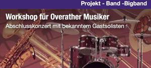 Workshop für Overather Musiker
