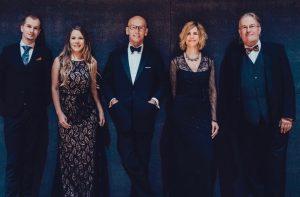 Neujahrskonzert 5.Januar 2020, 17.00 Uhr, Herr Rössler und sein Tiffany-Ensemble @ Kulturbahnhof   Overath   Nordrhein-Westfalen   Deutschland