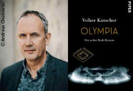 Lesung mit Volker Kutscher aus seinem Roman 'Olympia' @ Kulturbahnhof Overath | Overath | Nordrhein-Westfalen | Deutschland